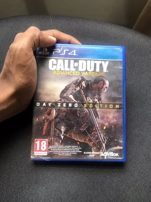 Call of duty advanced warfare Day Zero Edition PS4