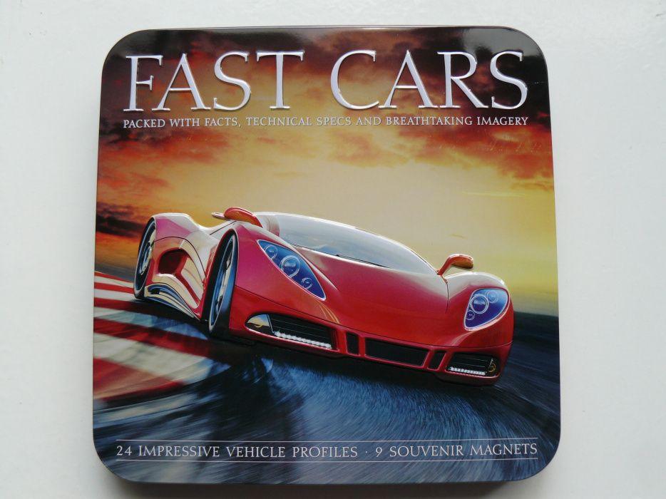 FAST CARS Un Set Cutie Special pentru colectionari,si nu numai