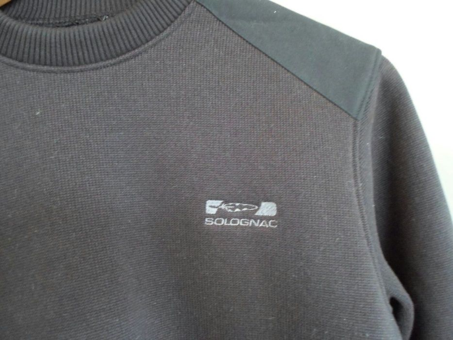 3 pulovere polar 300 Solognac masura S,purtate o data