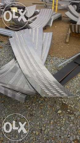 Tabla ambutisata metal sau aluminiu pentru platforme auto !!!