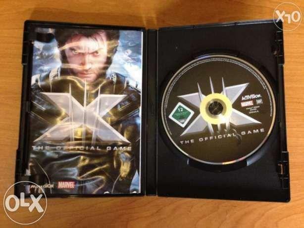 X-MEN the official game / Michael Schumacher Racing World Kart 2002