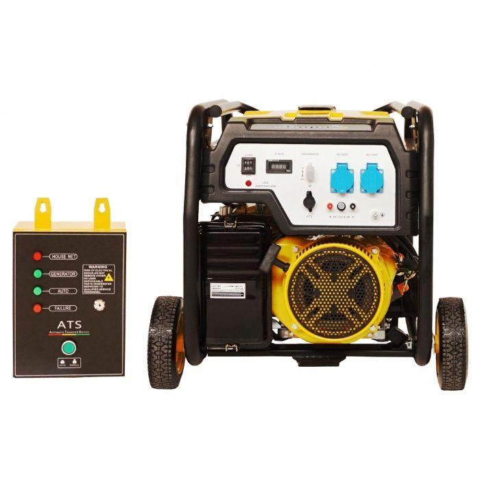 Generator open frame Stager FD 10000E+ATS - Automatizat Putere 8kW. Mogosoaia - imagine 2