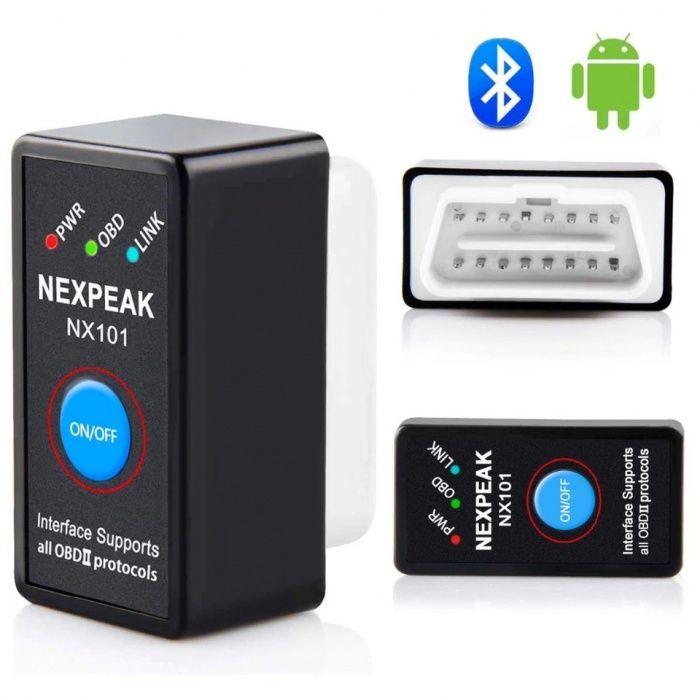 Продам elm 327 obd v 1.5 Bluetooth автосканер обд