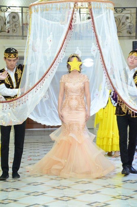 Шикарное платье на Узату или Выпускной бал! Саукеле.