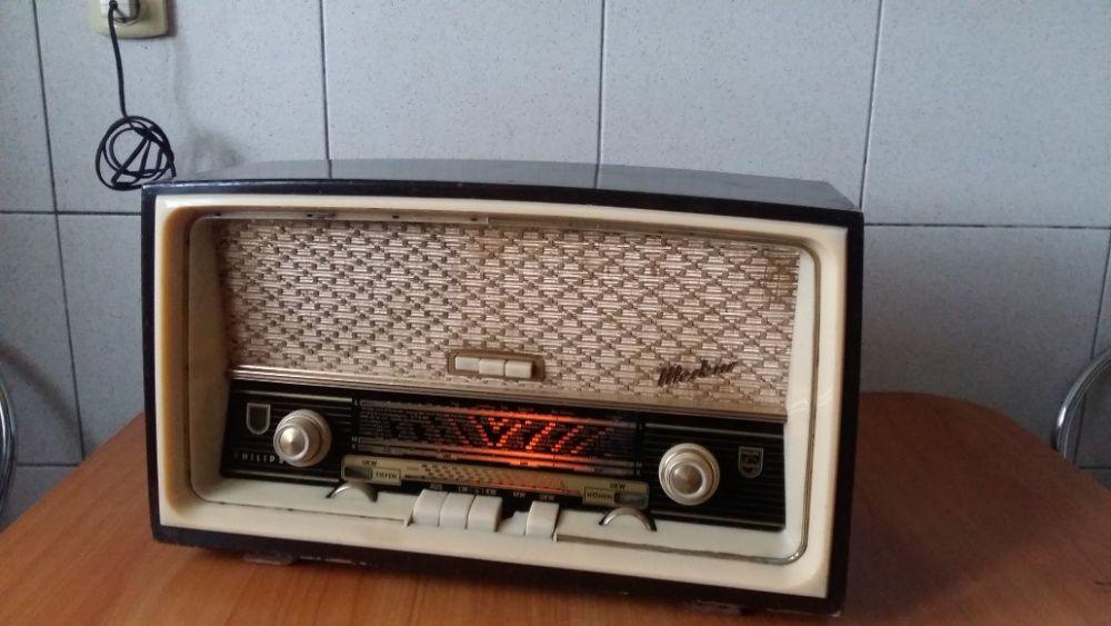 Radio amplificator lampi PHILIPS-MERKUR 473 functional 1953