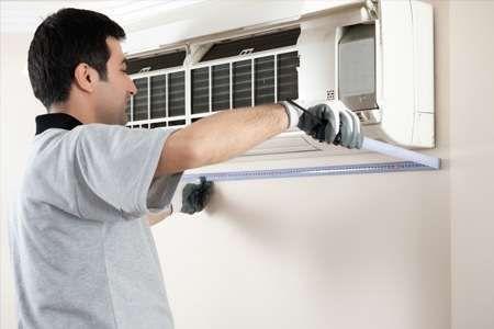 Reparação manutenção e montagem de ar condicionados arcas geleiras