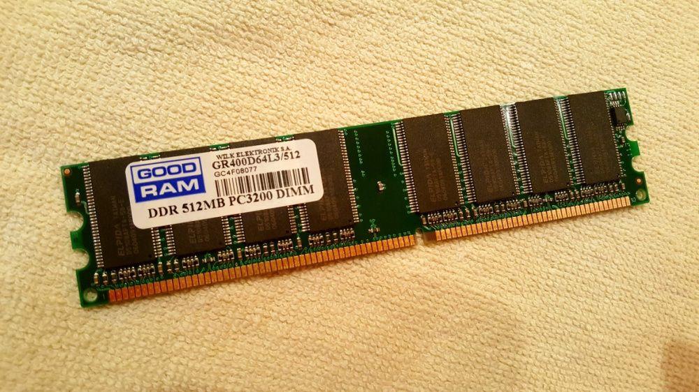 Memorie PC ddr 512 MB