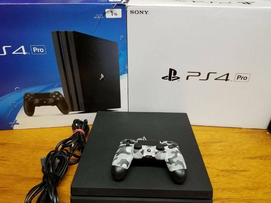 Playstation 4 Pro Consolas Seladas Disponiveis