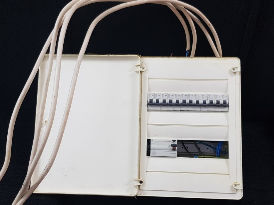 TXAPO TXAPO 50% Quadro electrico c Disjuntores