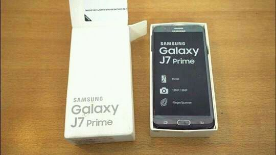 Galaxy J7prime
