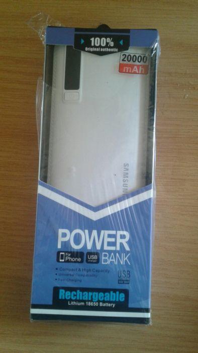 Power pank