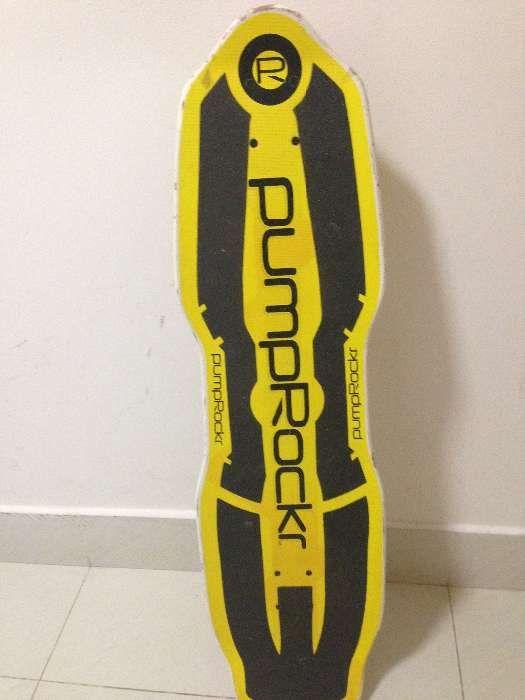 PumpRock Skate Pivot Drive 3