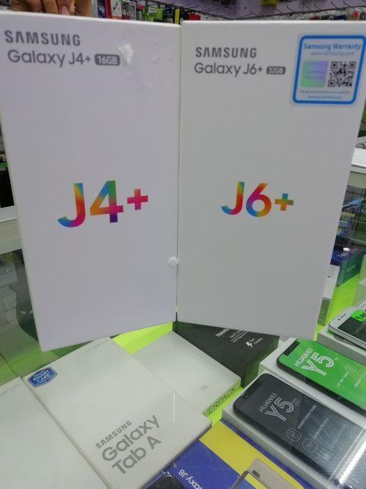 Samsung galaxy J4+ selados