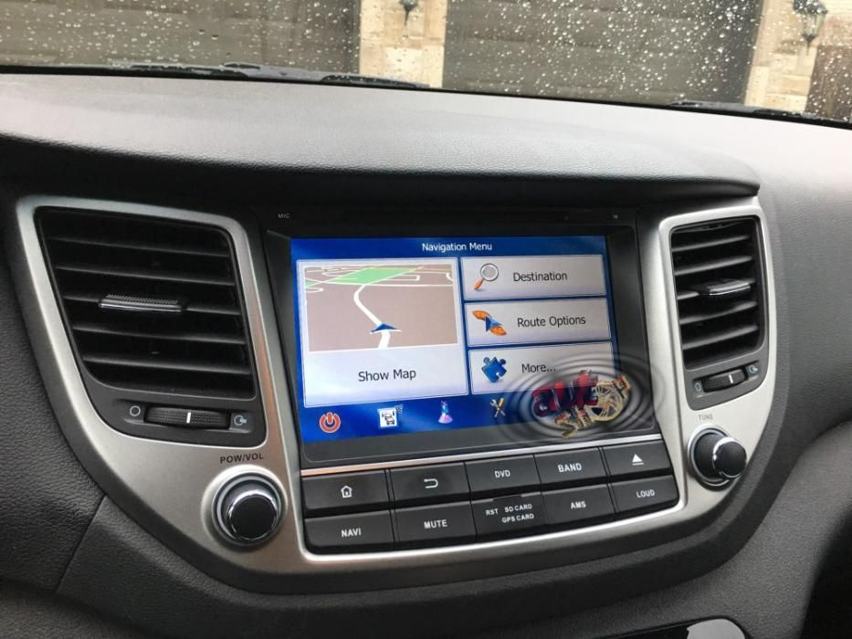 Navigatie Hyundai Tucson 2015 si 2017 4GB Octa Core cu Android 8.0