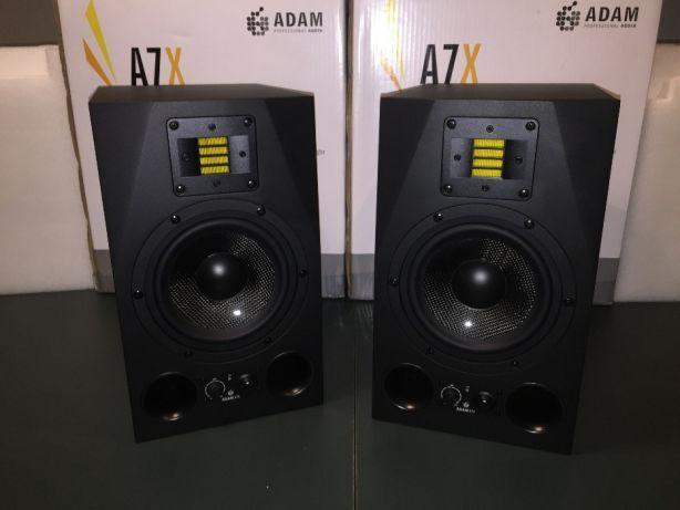 Mega Promoção de venda de colunas profissionais A7X Novas