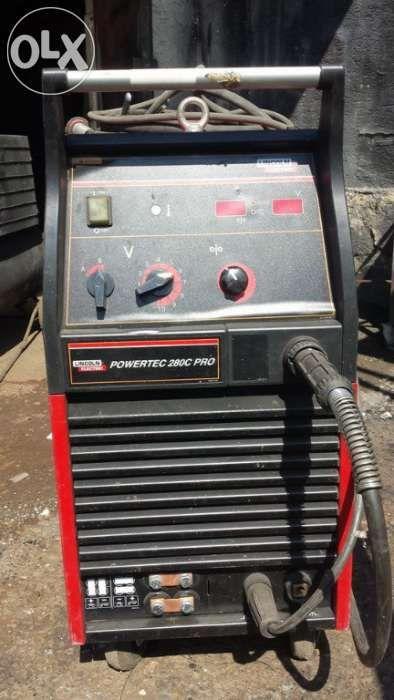 aparat de sudura mig-mag powertec 280c pro