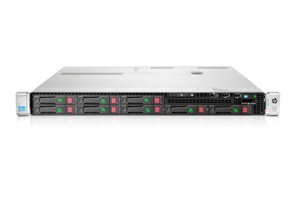 HP Proliant DL360p G8 8SFF, 2 x E5-26xx, 2 ani garantie, CTO-itStoc.ro