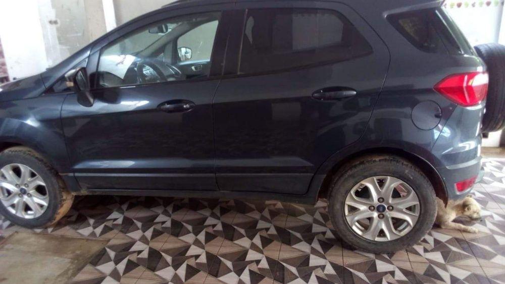 Ford EcoSport a venda
