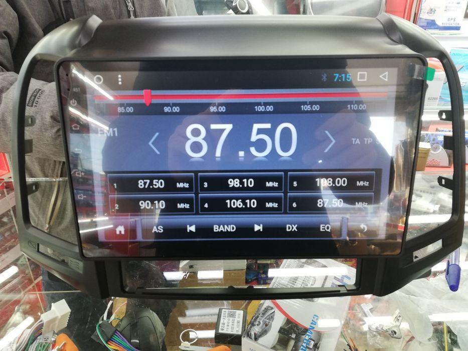 Штатная магнитола Хюндай Санта Фе(Hyundai Santa Fe)ШГУ магнитофон