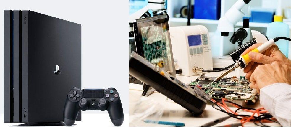 Мастерская. Ремонт приставок и джойстиков Sony PlayStation PS 1-2-3-4