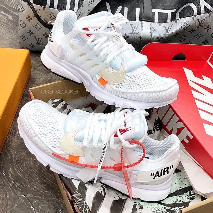 Nike Air Presto Off White