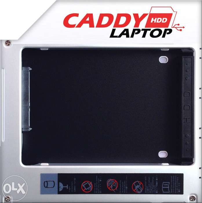 Caddy HDD pentru Macbook Apple
