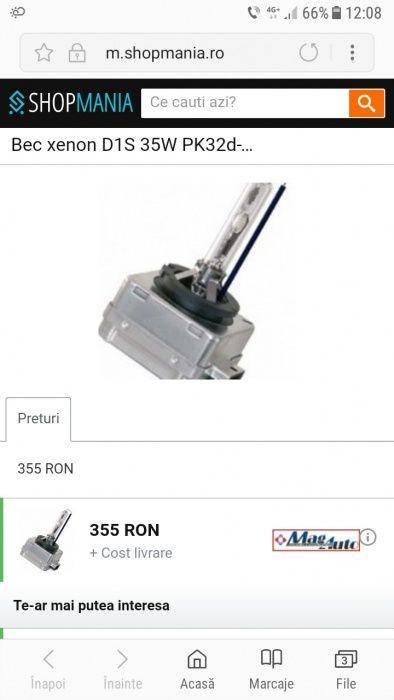 Bec Xenon D1S 35 W 66142