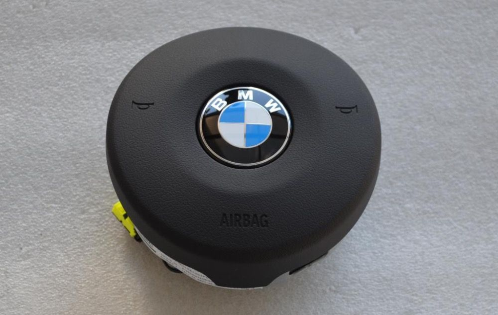 Airbag Volan BMW M TECH New Model seria F 1,2,3,4,5,6,7 Multifunctiona