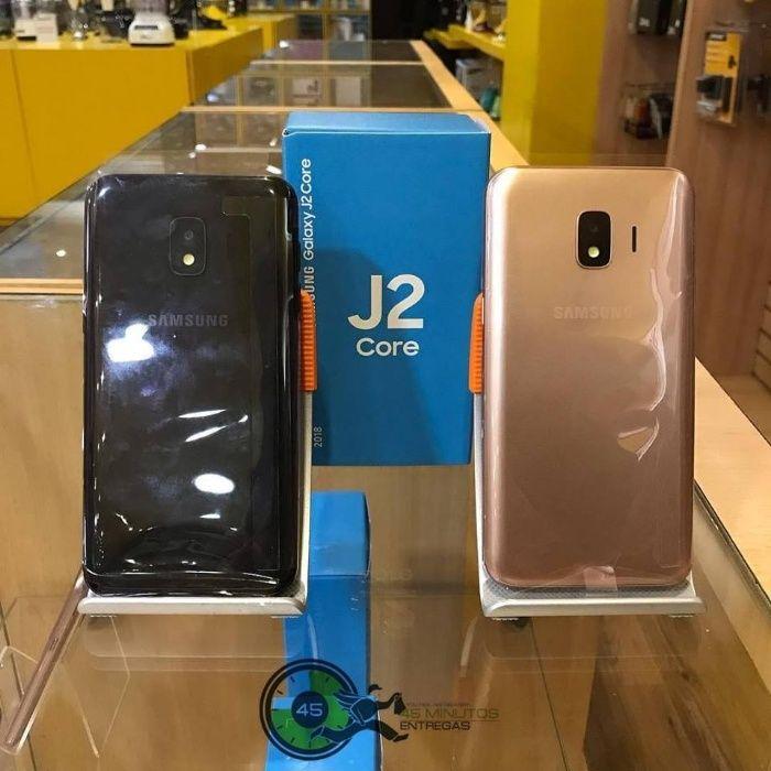 Samsung galaxy J2 CORE Selados 45Min Entregas
