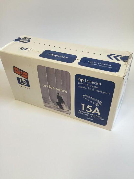 Картридж 15А на лазерный принтер НР 1000\1005\1200\3300