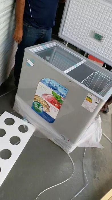 Congeladores marca Aliatron 210 litros com garantia