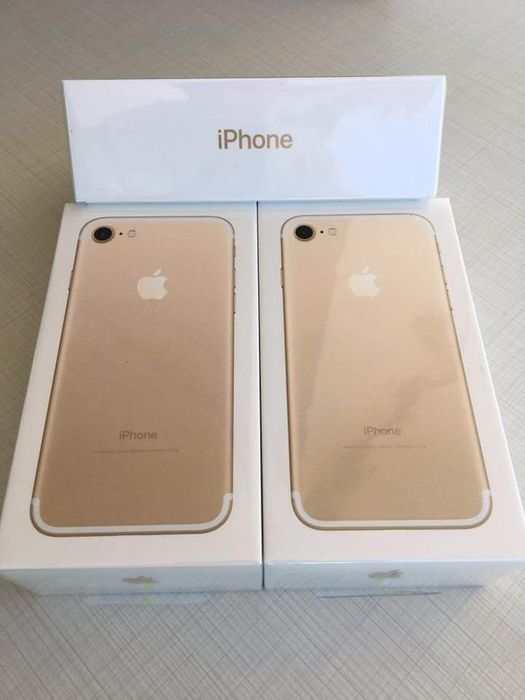Apple iPhone 7 32GB *novo na caixa*