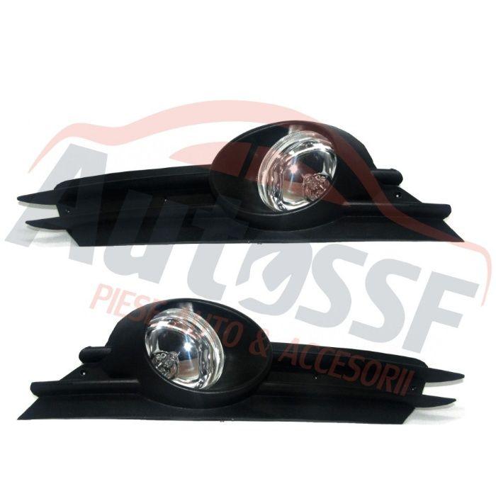 Grile cu proiectoare ceață compatibile Opel Corsa D =Halogen / Xenon=