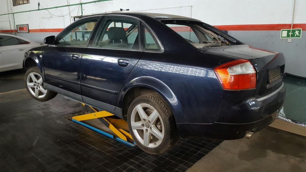 Audi A4 Pecas