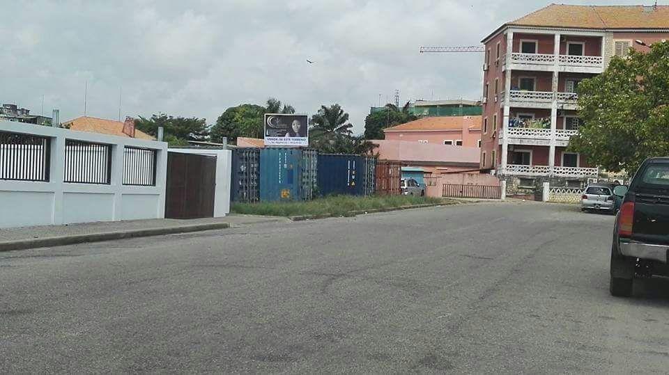 Venda de Terreno na Cidade de Cabinda
