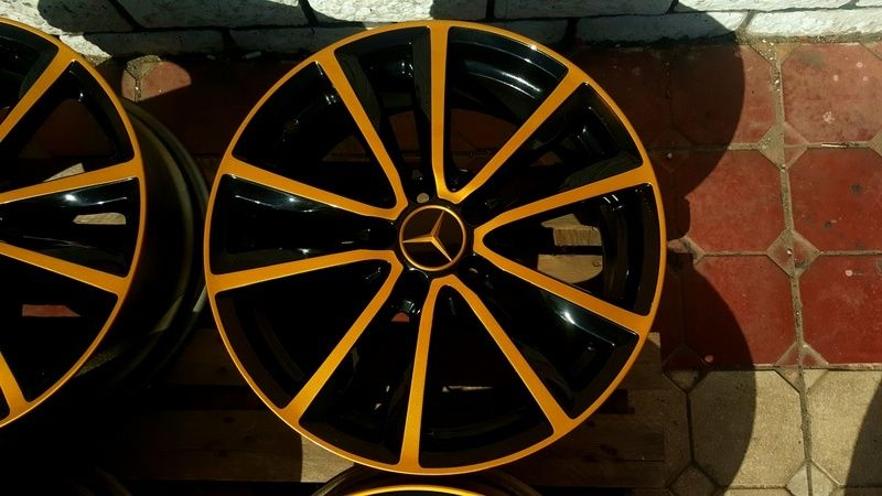 Jante originale Mercedes CLA 7.5x18 et 52 Oradea - imagine 4
