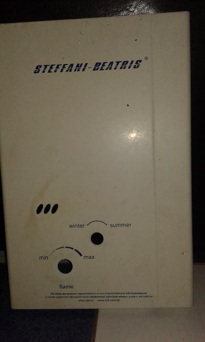 Калорифер для газ колонки. 8л. Ремонт газовых колонок