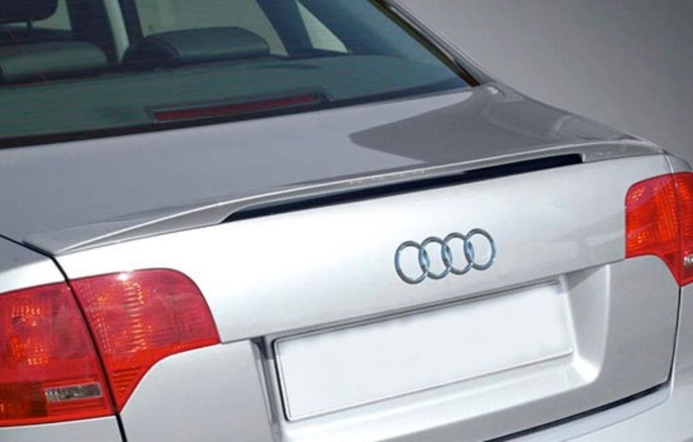 Eleron tuning sport bortbagaj Audi A4 B7 RS4 S4 S line sedan 8E 8H v3
