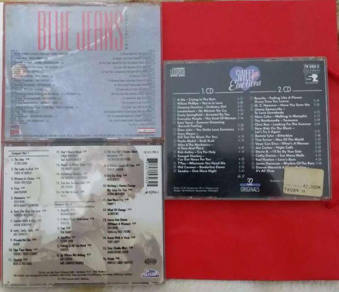 CD originale - Love songs