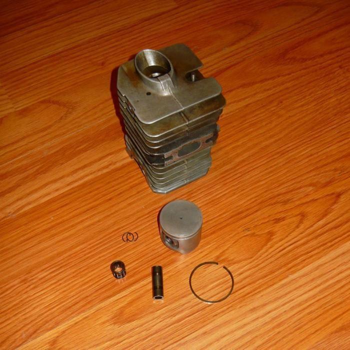 Kit original cilindru, piston, bolt si rulment drujba Husqvarna 40