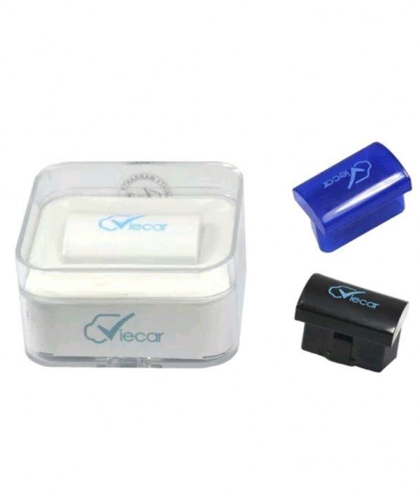 Viecar Mini-Dispositivo OBD2 de diagnóstico de avarias nas viaturas