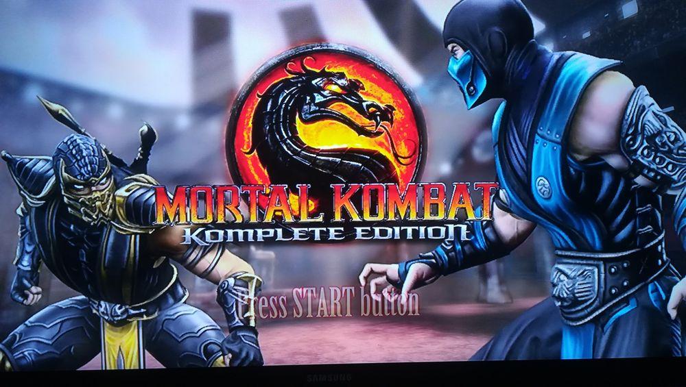 Jogo(digital) Mortal kombat para ps3 Playstation 3