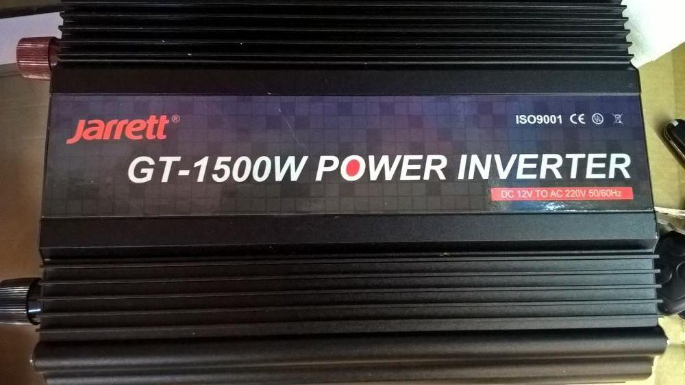Invertor Auto Jarrett 2000W