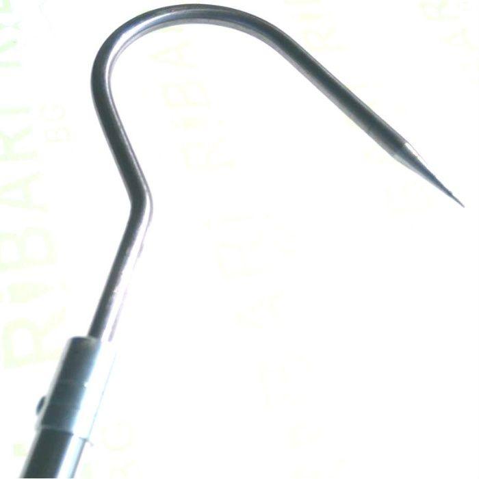Кука - Канджа . Изцяло метална ! За риболов на трофейни риби -150 см