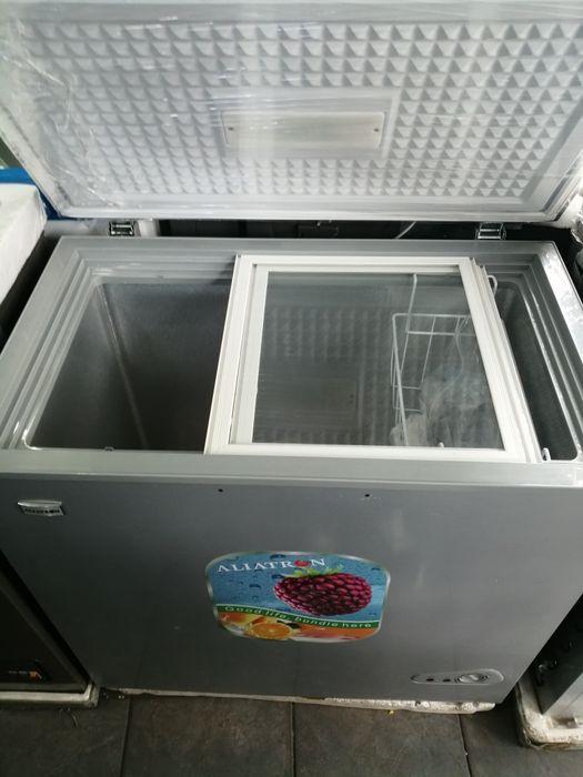 Congelador Aliatron 220L com transporte