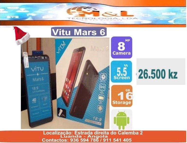 Telemovel Vitu Mars 6 Novo original