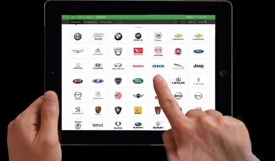 Software de manutenção de automoveis