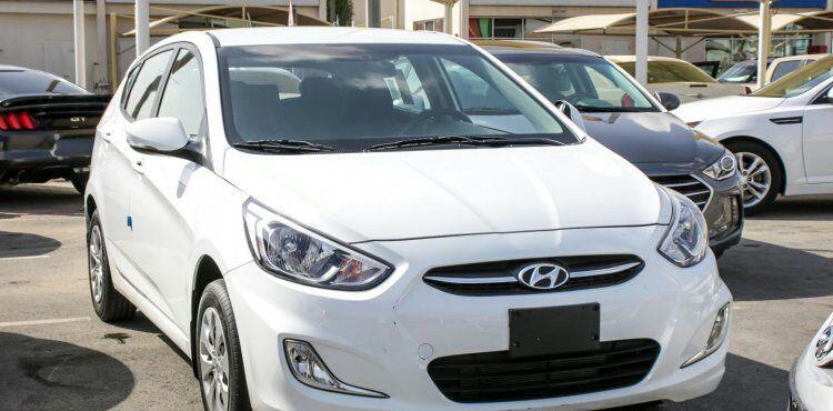 Hyundai Accent 0km