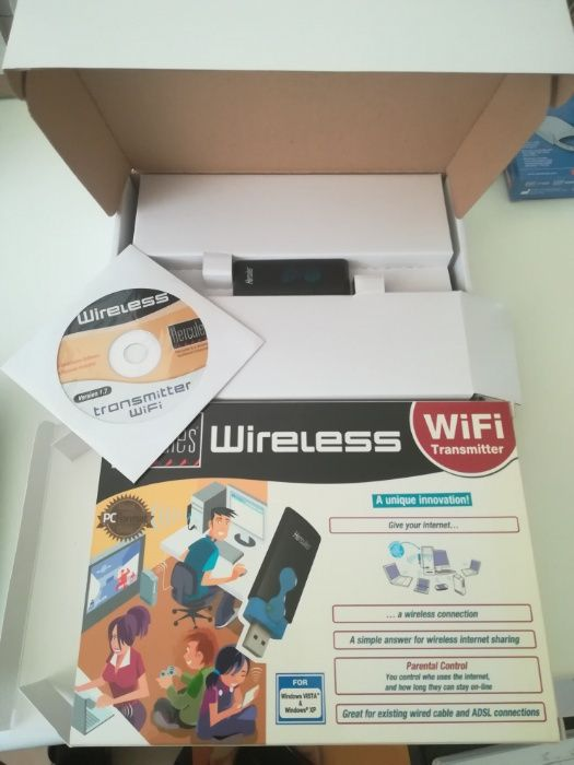 Stick Hercules wireless internet