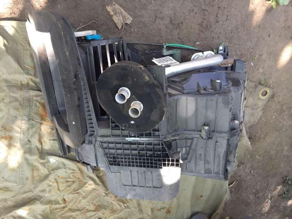 Ansamblu ventilatie, aer, calorifer / ventilator caldura Logan